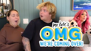 Homeless to Dream Bedroom Makeover! Alex Warren and Kouvr | OMG We're Coming Over