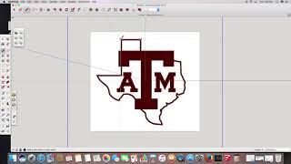 A&M Logo Build
