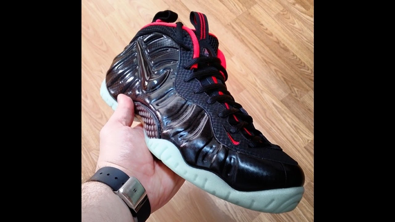 watch eb238 3f5fc cheapest nike air foamposite pro yeezy review glow test de0da 73c6d