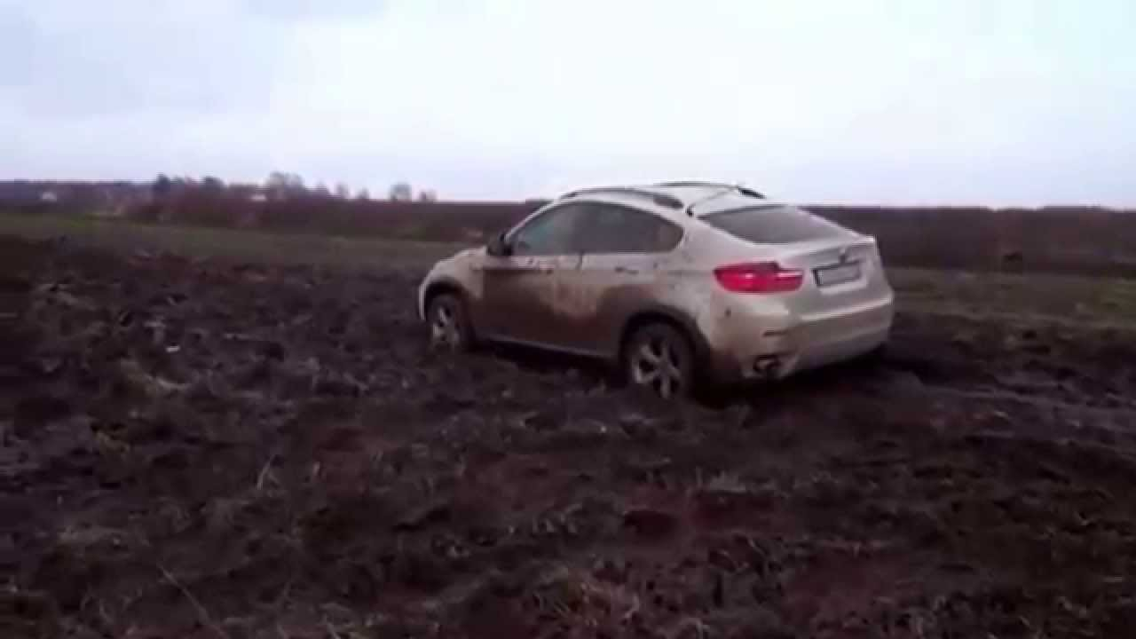 bmw x6 off road in mud 4x4 must watch youtube. Black Bedroom Furniture Sets. Home Design Ideas