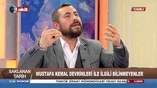 AHMET ANAPALI - SAKLANAN TARİH - MUSTAFA KEMAL VE DEVRİMLERİ - 2. BÖLÜM