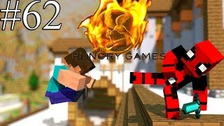 Minecraft Голодные игры #62 Схватка под палящим солнцем