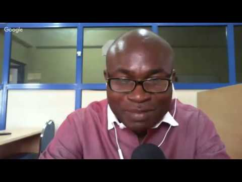Segun Akiode - How a Chemical Engineer Became a Podcaster - International Podcast Day 2017