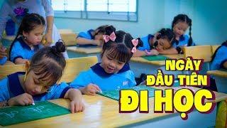 Bé Minh Vy ♫ Ngày Đầu Tiên Đi Học ♫ Nhạc Thiếu Nhi Cho Bé Cho Gia Đình ♫ Nhacpro Kids