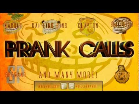 Live Prank Call Stream #2