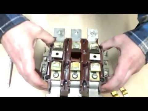Разборка - сборка магнитного