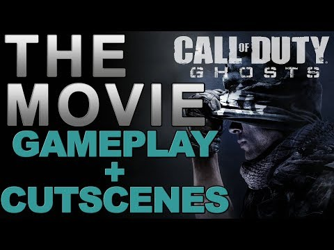 Call Of Duty: Ghosts (COD Ghosts) Story - All Cutscenes Movie W/ Gameplay HD 1080p