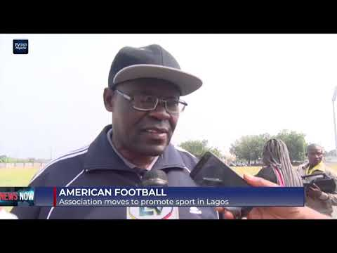 American Football Association moves to promote sport in Lagos | TV360 Nigeria