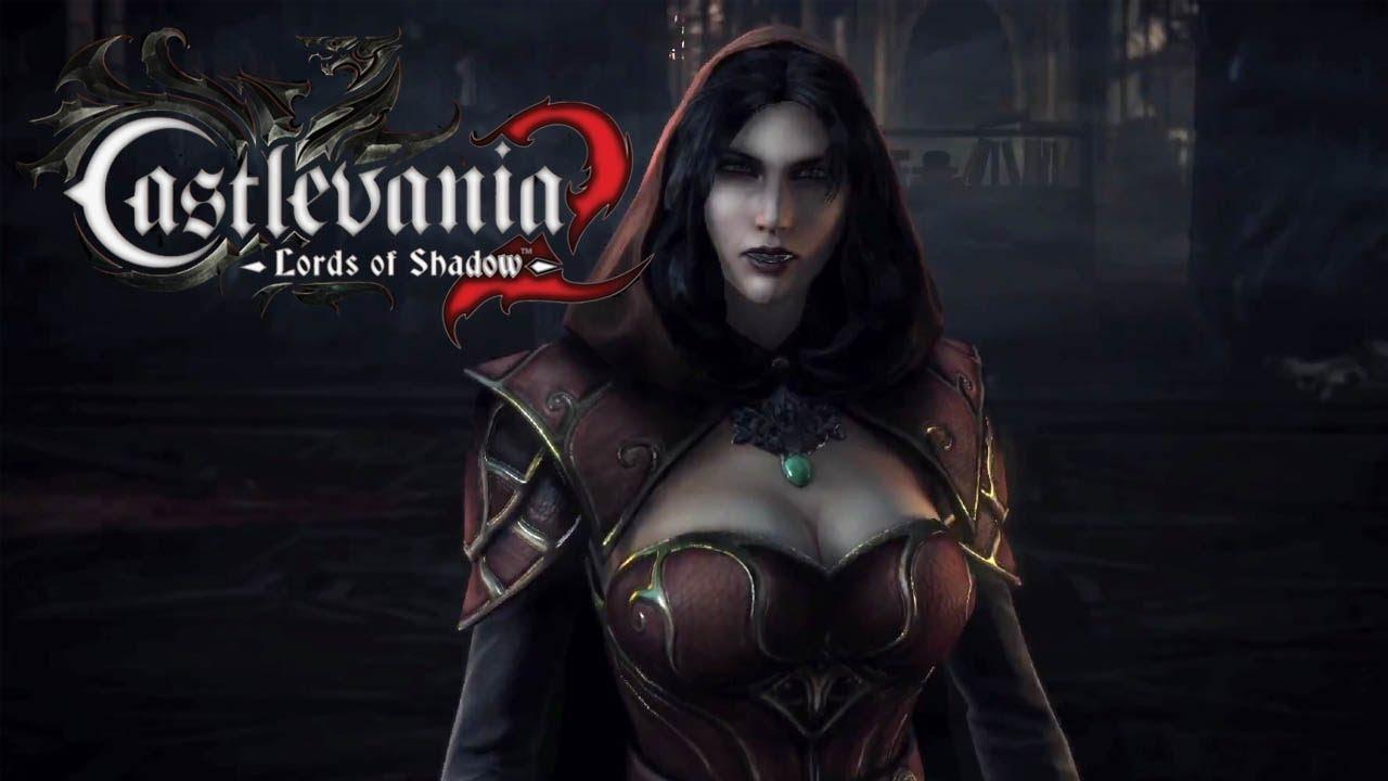 Castlevania Lords of Shadow 2 E3 Trailer