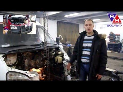 Отзыв владельца ГАЗели с японским мотором.1JZ inside!!!