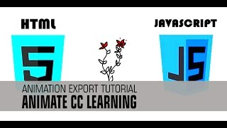 How to export your animation for Html and Javascript with Animate CC