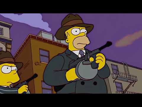 [simpsons]Catholic VS Protestantism