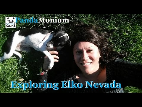 Rv Living Vlog: Exploring Elko Nevada