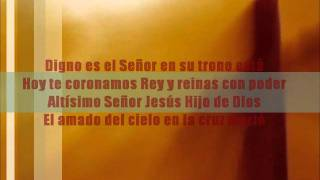 Digno es el Señor Marcela Gandara - Worthy is the Lamb (D. Zschech) in Spanish