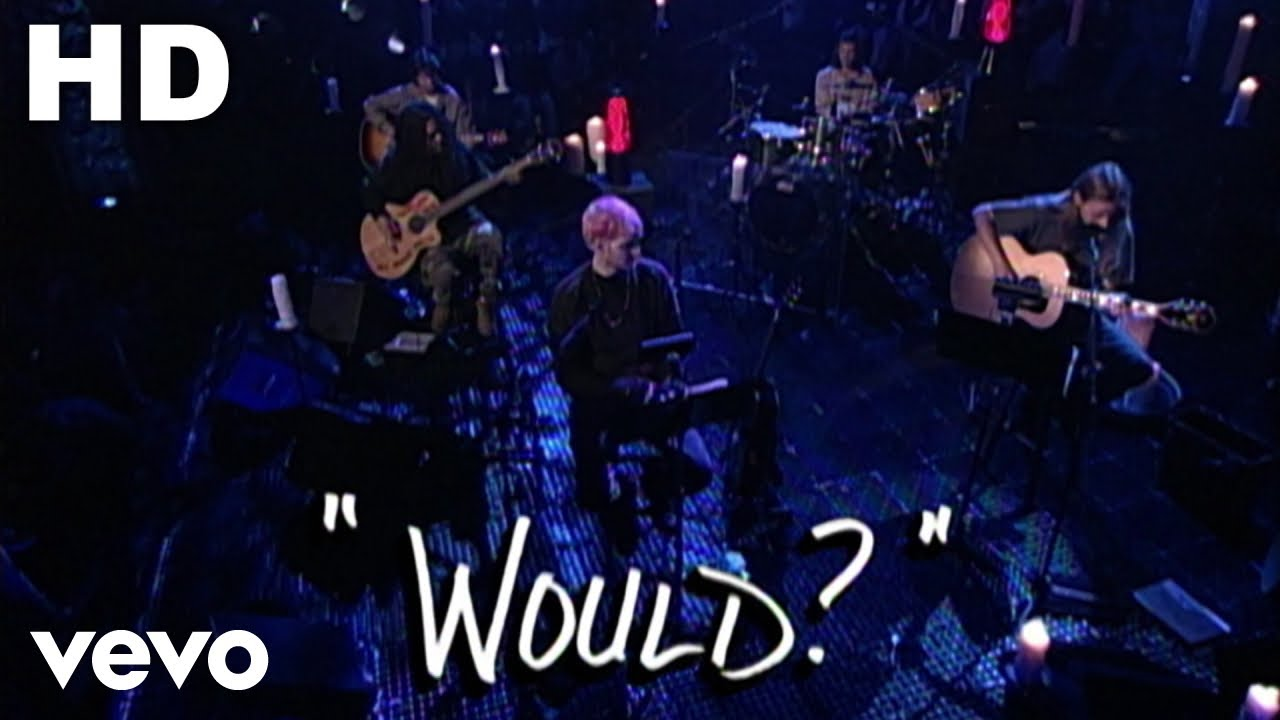 Download Alice In Chains - Would? (From MTV Unplugged)
