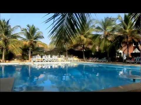 HOTEL NEPTUNE SALY SENEGAL  janvier 2013