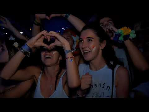 David Guetta - Without You ft. Usher live Tomorrowland 2017