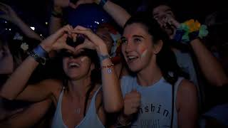 David Guetta - Without You ft. Usher (live Tomorrowland 2017)