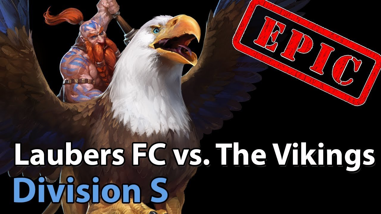 ► EPIC! Laubers Fanclub vs. The Vikings - Division S - Heroes of the Storm Esports