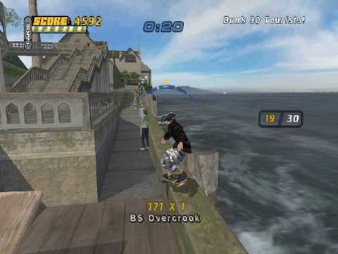 Tony Hawk's Pro Skater 4 Any% Speedrun in 37:49