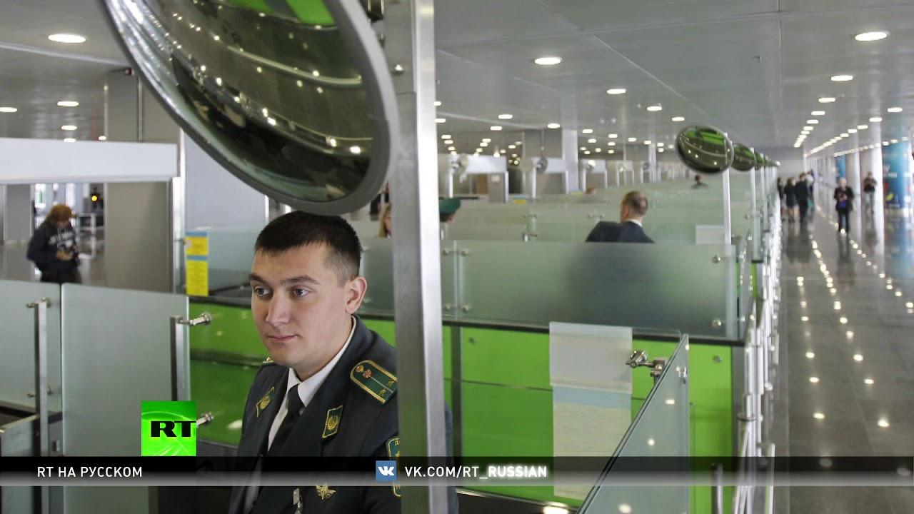 «Меня задержали по указанию сверху»: как корреспондента RT не пустили на Украину