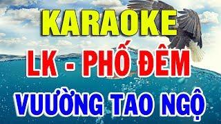 Karaoke Nhạc Sống Bolero Trữ Tình Hòa Tấu | Liên Khúc Lại Nhớ Người yêu | Trọng Hiếu