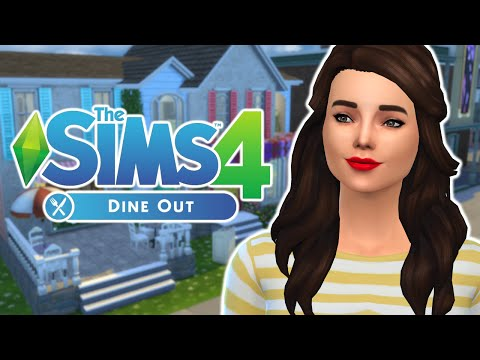 Let's Play: Sims 4 Dine Out | Part 8 | PERFECT CAFE