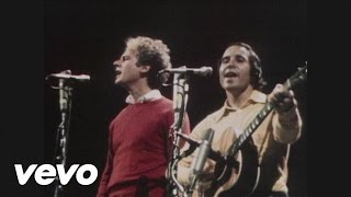 Music video by Simon & Garfunkel performing Bridge Over Troubled Wa...