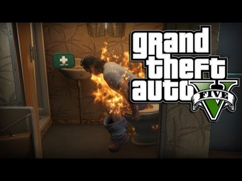GTA 5: Top 5 Funny Pictures! Episode 1 (Funny Pictures from GTA ...