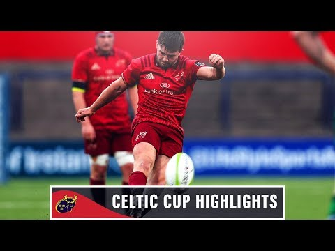 Celtic Cup Highlights | Cardiff Blues A V Munster A