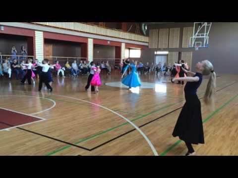 Tango 1. grupa (Valdemārpils 2016)