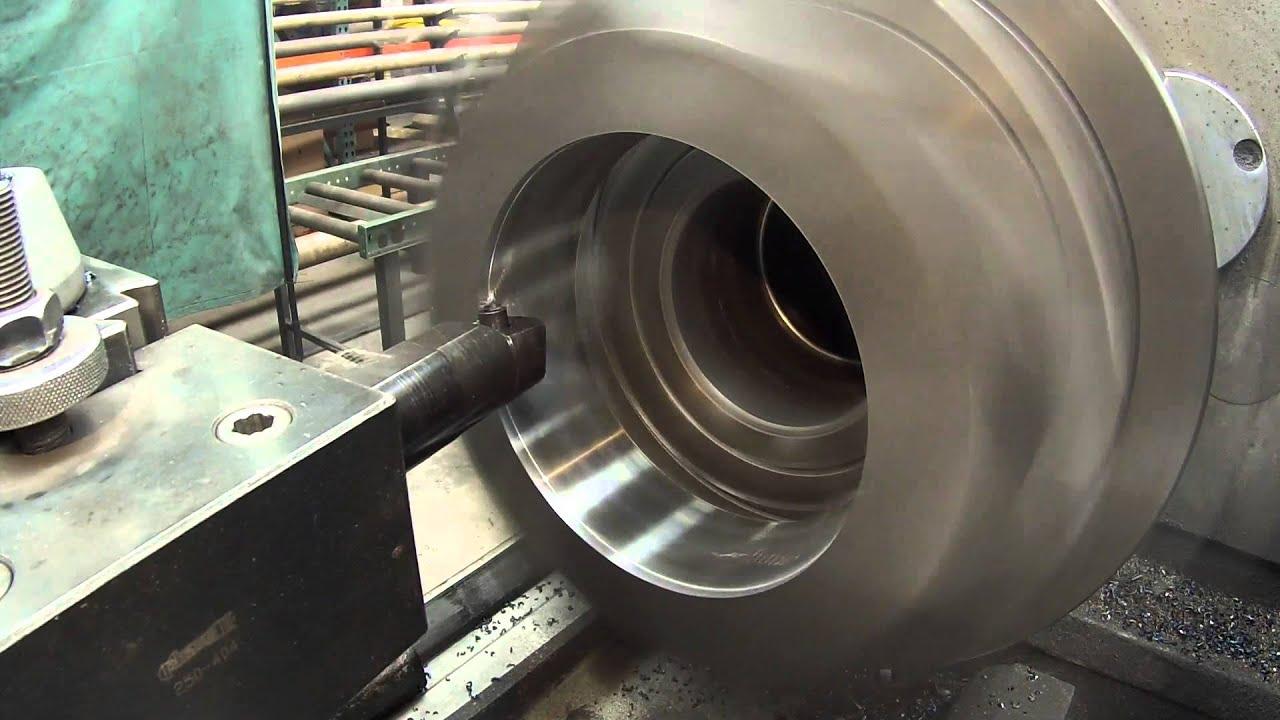 Trunnion mount for hydraulic cylinder