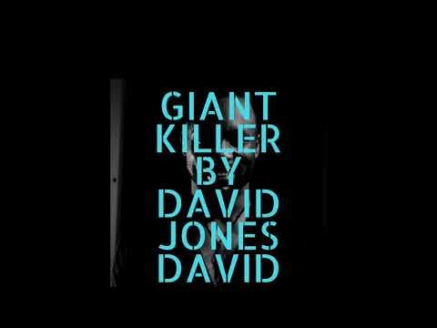 GIANT KILLER BY DAVID JONES DAVID (FULL AUDIO)