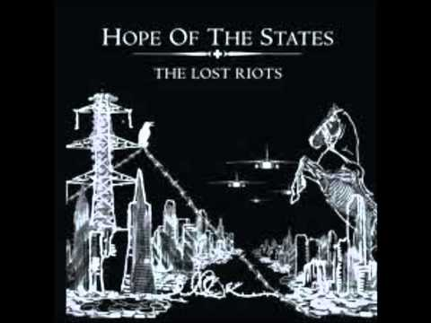 Hope of the States - Sadness On My Back