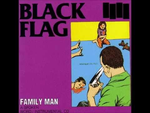 Black Flag - Family Man (FULL ALBUM)
