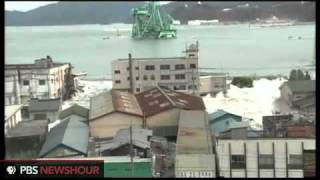 March 11, 2011 a 8 9 Earthquake & triggered a Tsunami