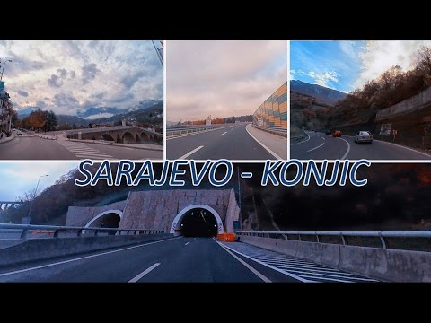 Sarajevo - Konjic za 50min autoputem [Gaming Music]