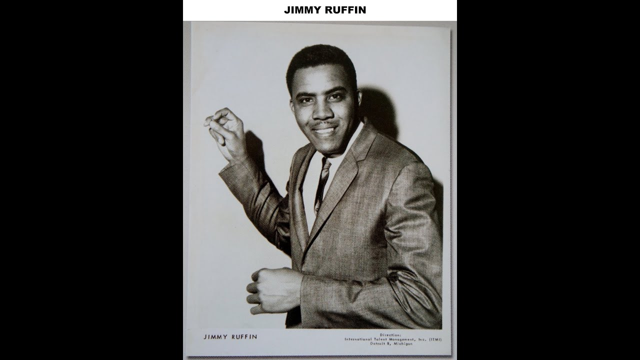 "HD#378.Jimmy Ruffin 1964 - ""I Gotta Let You Go"""