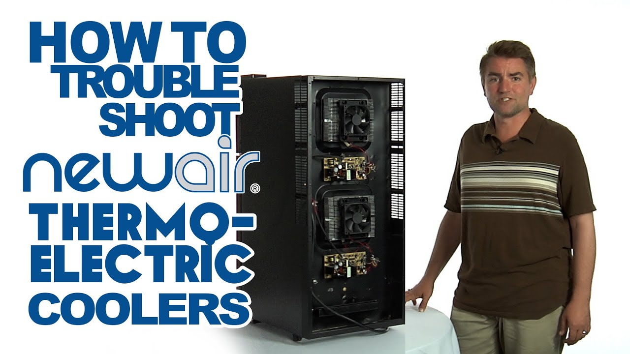 How To Troubleshoot Your Thermoelectric Cooler Youtube