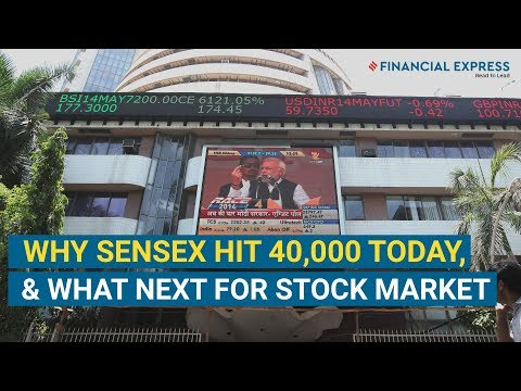 why-sensex-hit-40,000-today,-and-what-next-for-stock-market
