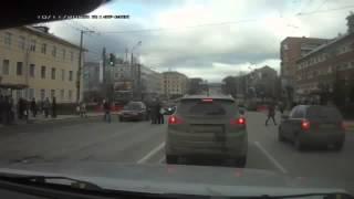ШОК!!! В Питере Сбили человека переходящего дорогу  Водитель оказался Наркоманом со стажем!!!