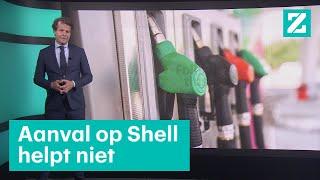 Shell aanpakken helpt het klimaat niet • Z zoekt uit
