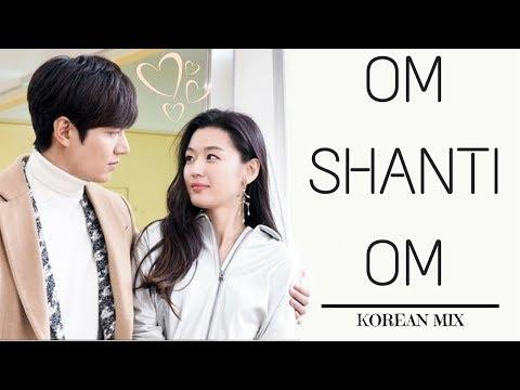 Dastaan- E - Om Shanti Om   Korean Mix   Bollywood Song   Lee Min Ho  