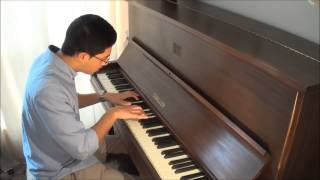 (HD) Power Trip - J. Cole feat. Miguel piano cover