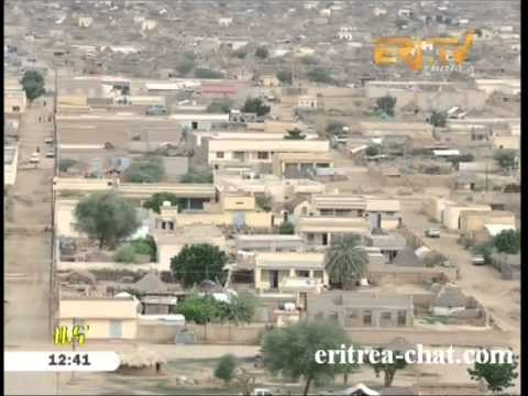 Eritrean TV - News - Agelgelot Electricity ab Teseney - Gash Barka - HQ