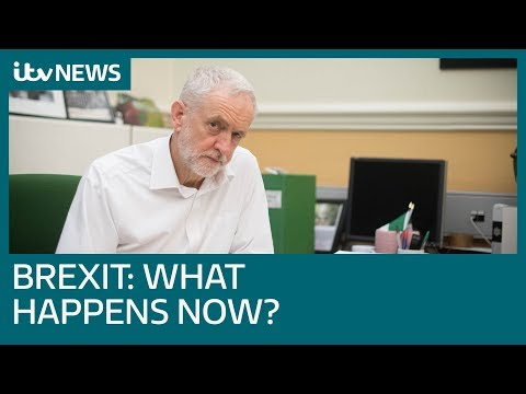 What happens now in the Brexit negotiations? | ITV News