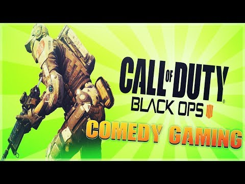 Call Of Duty Black Ops 4 -  Blackout - Black Oops I Killed Fran - Comedy Gaming