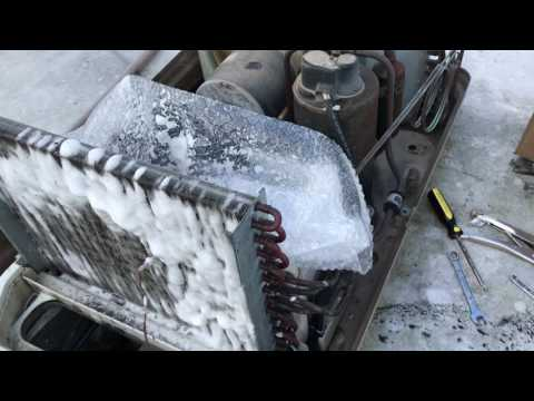 Carrier RV AC Fan Replacement & Coil Clean pt2