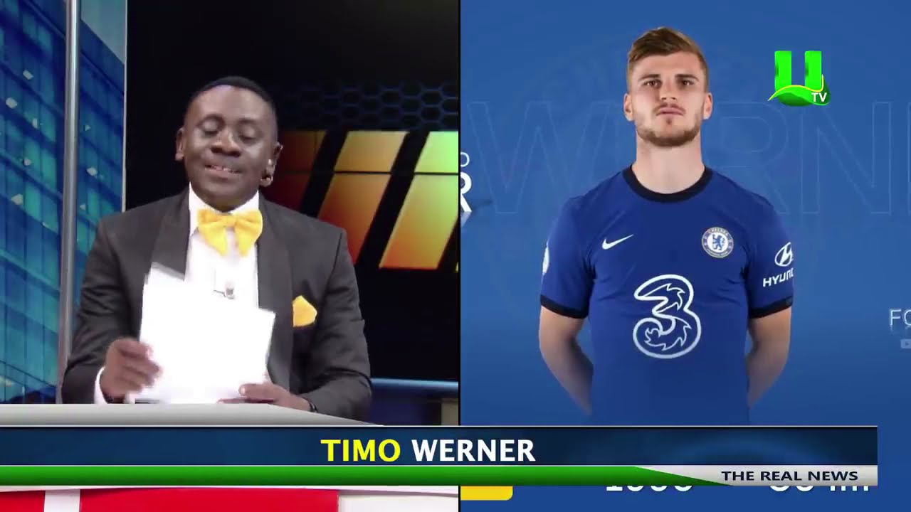 Download Akrobeto introduces Man City & Chelsea players for the UEFA Champions League final