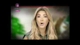 Nancy Ajram Assi El Helani Wael Kfoury Nawal Zoghbi Jaysh Lebnan 2012
